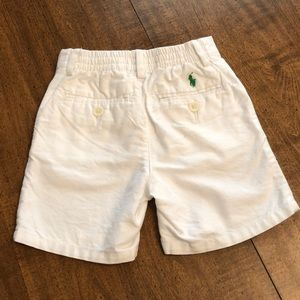 """Ralph Lauren Polo"" Shorts..Size 24Mos"